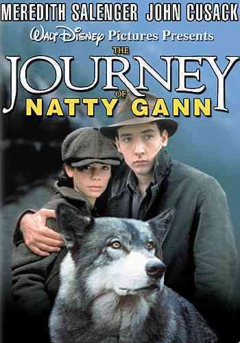 JOURNEY OF NATTY GANN BY SALENGER,MEREDITH (DVD)