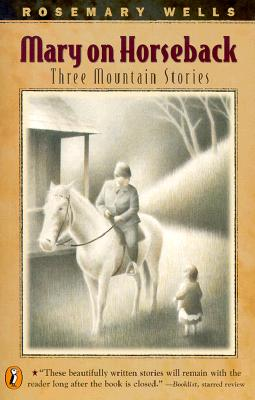 Mary on Horseback By Wells, Rosemary/ McCarty, Peter (ILT)