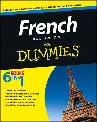 French All-in-One for Dummies By Consumer Dummies (COR)